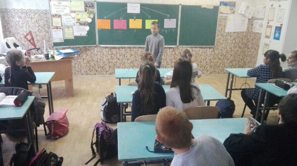 Дебати в 6-А класі