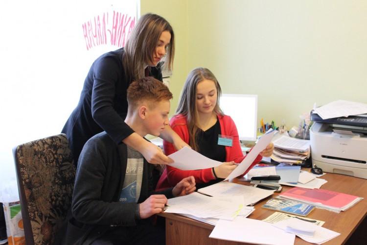 """У межах проекту """"Класна школа"""" в СШ № 247 відбувся День учнівського самоврядування"""