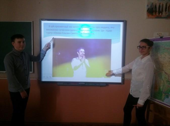 """Екватор - """"Фестиваль проектів"""" в СШ № 247"""