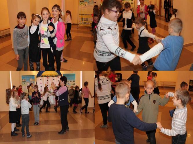 Українська пісня об'єднала шкільну родину
