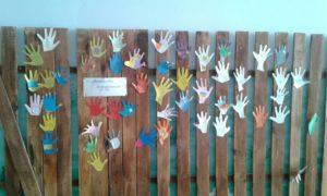 У Міжнародний День Миру - подаруй долоньку миру