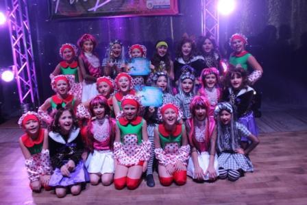 """Міжнародний фестиваль-конкурс """"Day of Dance"""""""