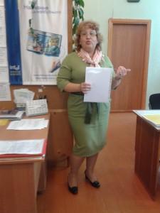 Забара Олена Дмитрівна, вчитель англійської мови