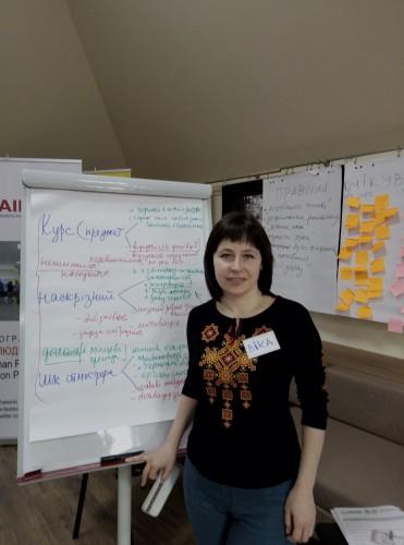 """Ідеї проекту """"Класна школа"""" продовжуємо реалізовувати в інших проектах. НВК-гімназія № 11 міста Кам'янське"""