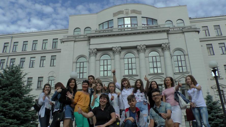 """3-й день літньої казки проекту """"Класні школи: Колиндяни-Кам'янське"""""""