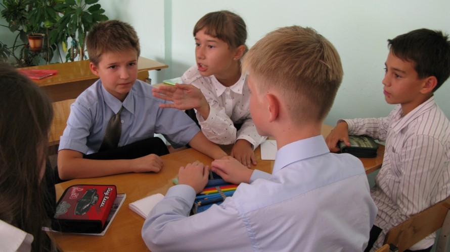 Дебати у 6-Б класі