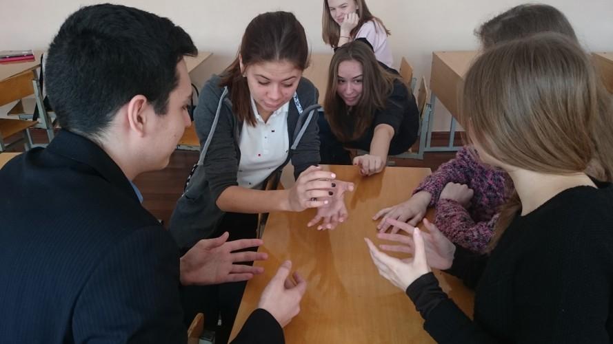 """Навчальний проект """"Наше майбутнє - світ митців чи світ винахідників?"""""""