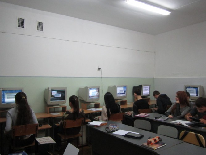Тиждень інформатики у школі