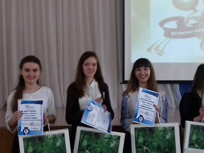 Команда ЗОШ № 8 посіла ІІІ місце на ХІІІ Всеукраїнському турнірі юних журналістів