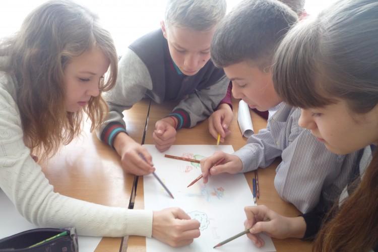 Дебати у 8-А класі