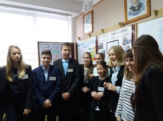 Шкільні дебати у сш № 250 м. Києва