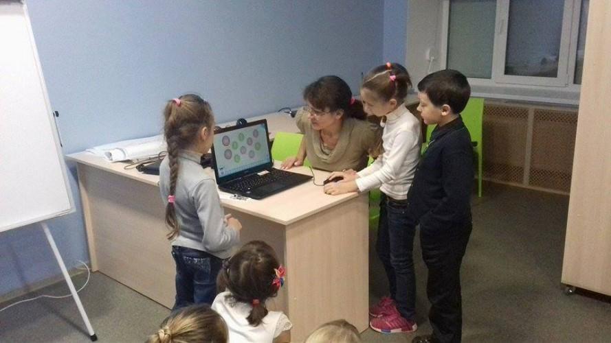 «Розумники» для маленьких учнів