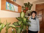 Кіслічак Олена Євгенівна, вчитель біології, класний керівник 9-а класу