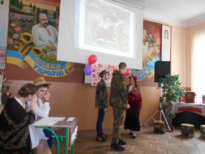 Інсценізація творів Т.Шевченка