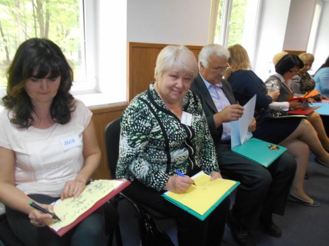 «Сватка» – єднання шкіл-партнерів України і Польщі.