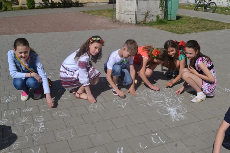 1 червня - День захисту дітей