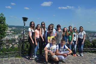 Екскурсія в Львів
