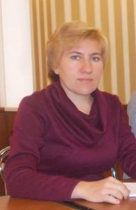 Координатор Проекту, вчитель історії Людмила Петрівна Махун