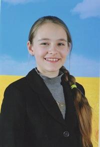 Сніжана Могиль - учениця
