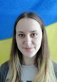 Анна Сопурко - учениця