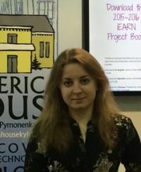 Анастасія Мельник -учитель англійської мови