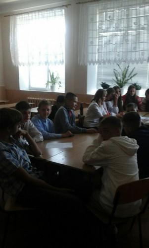 Дебати в 10  - 11 класах