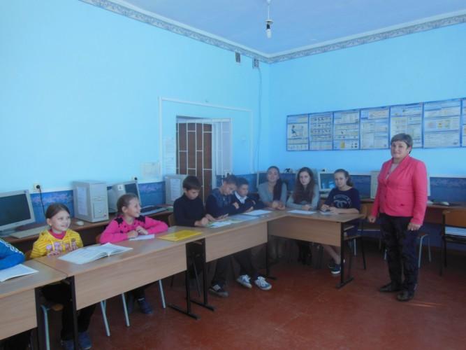 Команда Вознесенської школи розпочала роботу у проекті