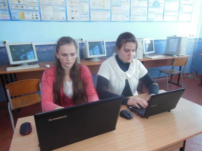 Школярі створюють та редагують статті у  Вікіпедії